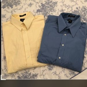 2 for 1 deal! Haggar dress shirts - Men's